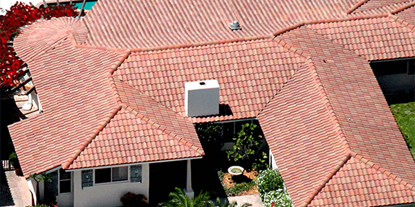 Arizona tile roofing services by Frey Roofing and Construction.