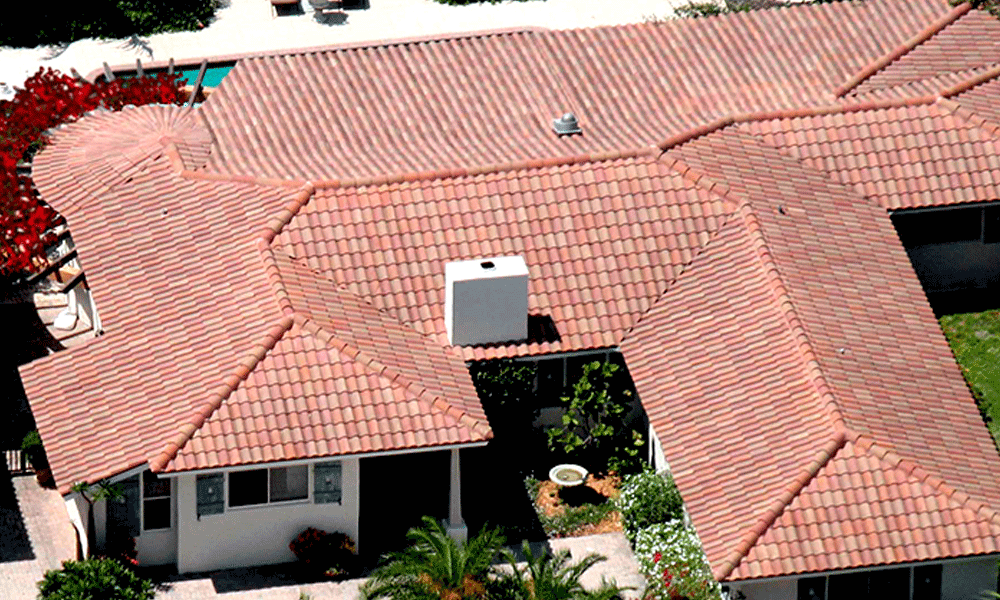 Frey Roofing and Construction specializes in tile roofing services.